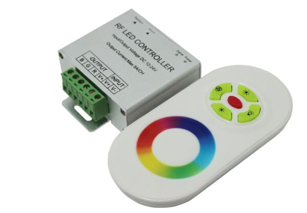 Full-color Touch controller (Aluminum version)